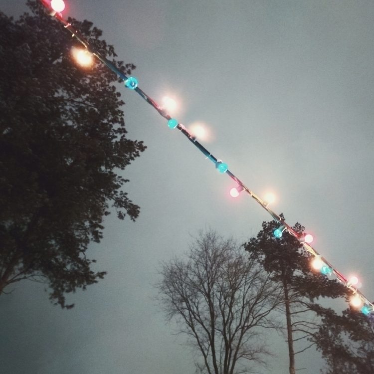 Xmas lights Submitted 2017 Crea - andreigrigorev | ello