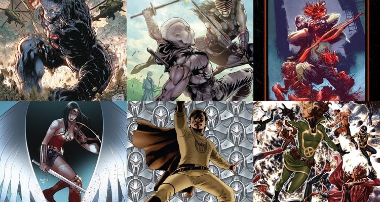 Verdict Heroes villains - 30 - comicbuzz | ello