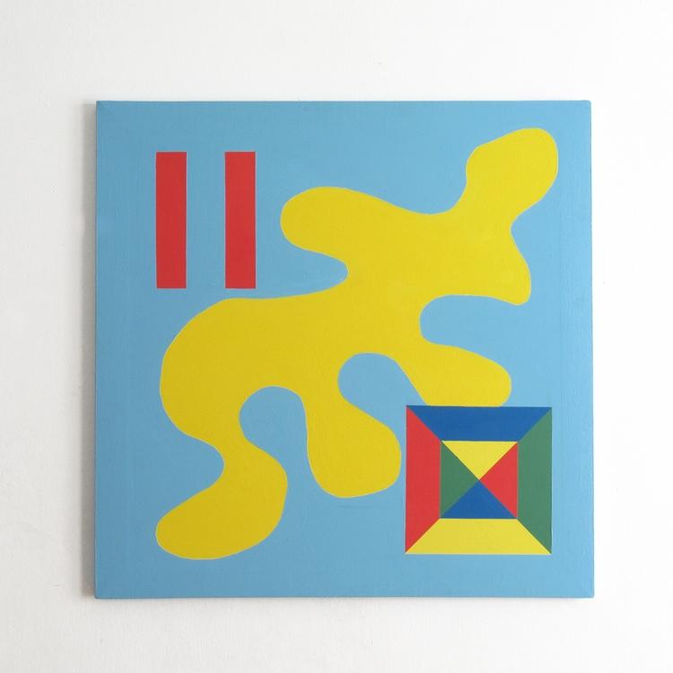 acrylic canvas, 50x50, 2017 - rodrigosotoalt   ello