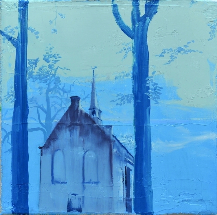 Van Gogh Church Zundert || , 20 - albertzwaan | ello