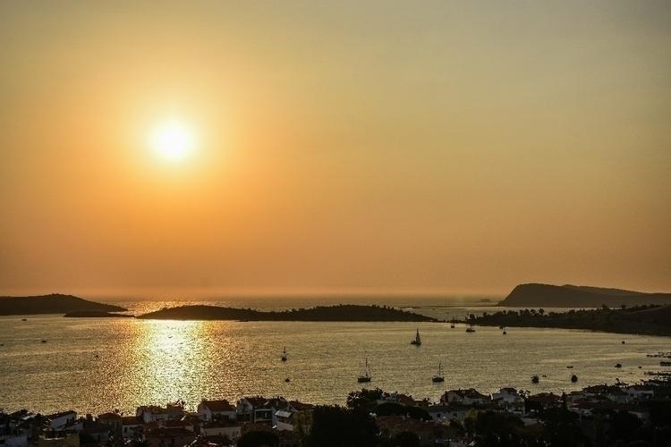 İzmir Eski Foça - izmir, foca, sunset - neredeydik | ello