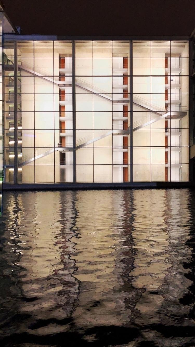 Treppe im Licht - stairs, reflection - varekberlin | ello