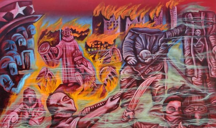 JOE GALARZA visual artist music - joegalarza | ello