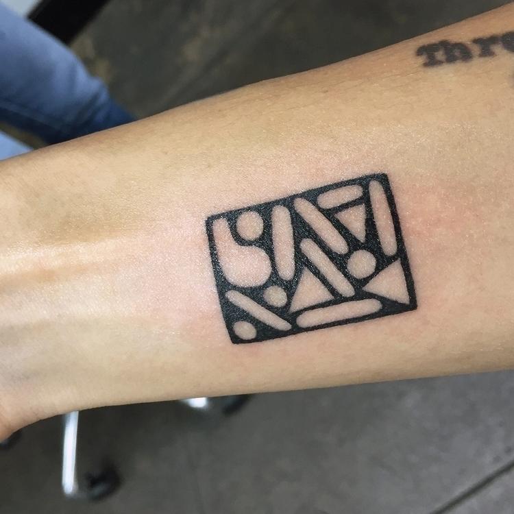 Bukau tattoo form. close friend - bukau   ello