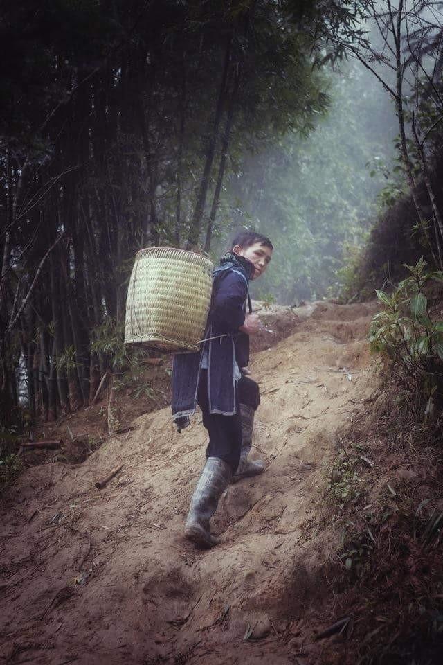 (North Vietnam, Hmong tribes te - antoamendola | ello