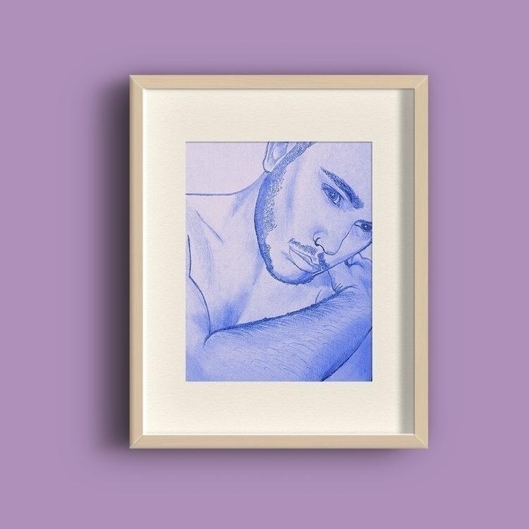 Model: Bradley Wilde - Portrait - beautyfullyhimuk   ello
