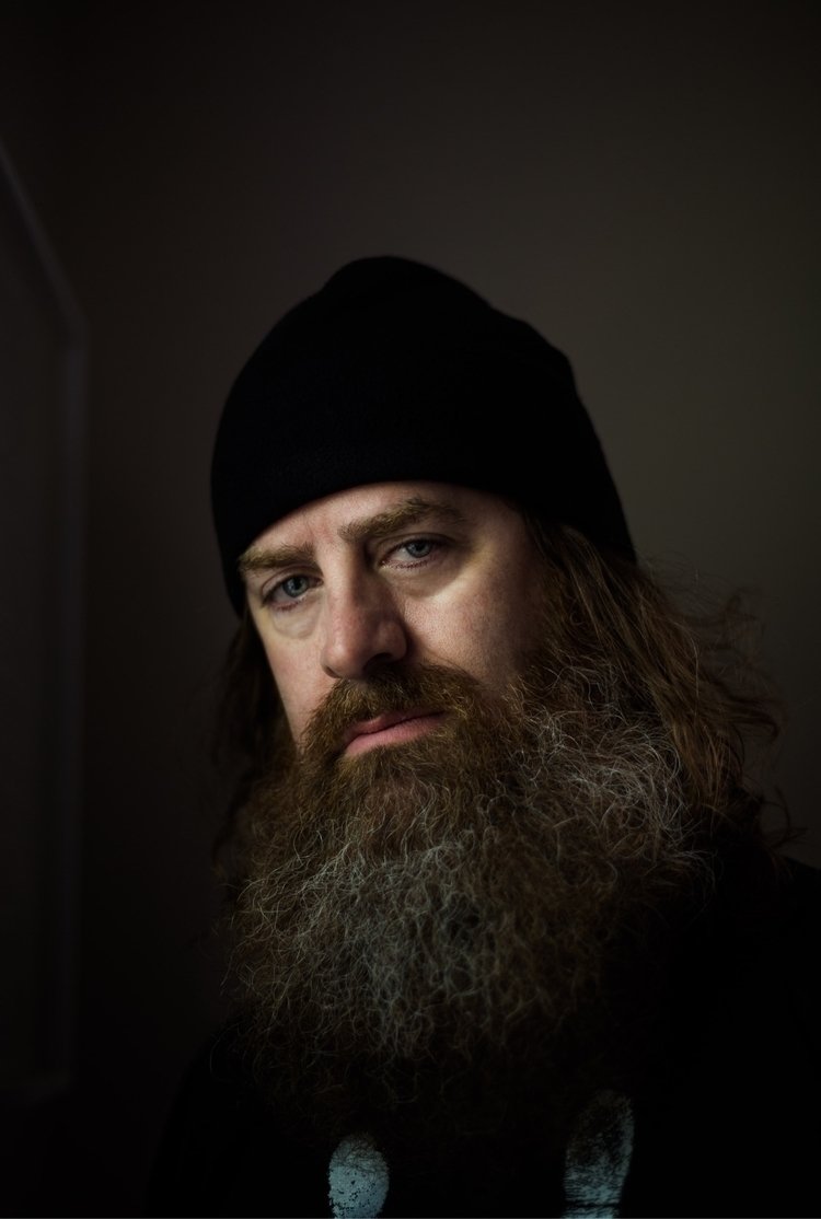Brad - portrait, photography, beard - nealedelstein | ello