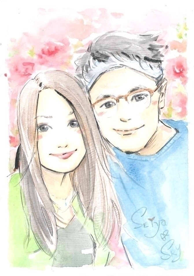 Daily painting Dearest Seiya Sk - skyseiya | ello
