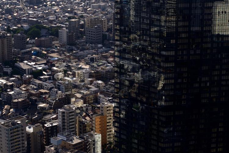 45th floor Tokyo Metropolitan G - alfiegoodrich | ello