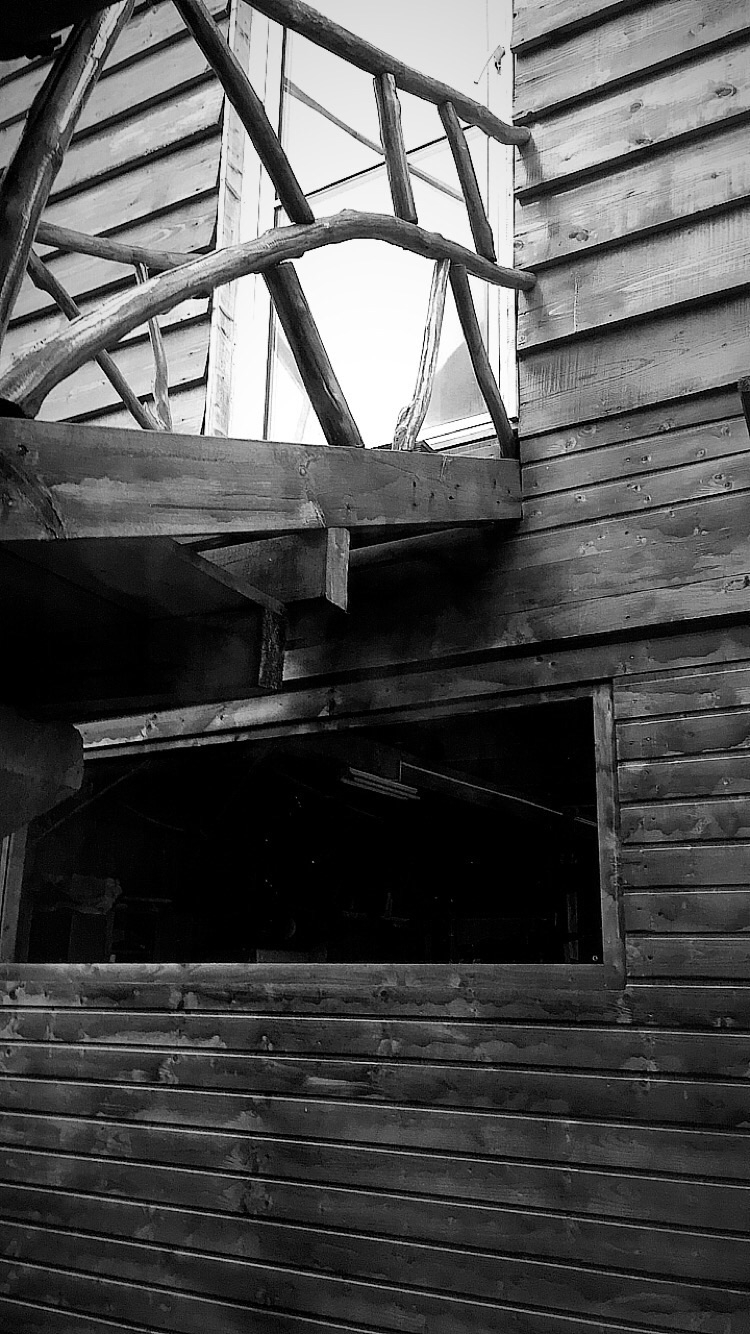 architecture, wood, home - paulahopirtean   ello