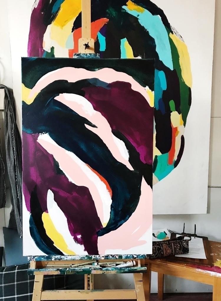 latest studio. Color abundance  - angietherose | ello