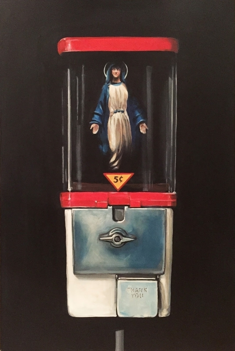Marian Apparitions- -5 cents 36 - jeffbessart | ello