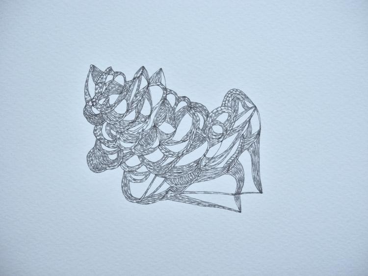 Stilts Ink paper - 18 13 cm Gre - uleedee   ello