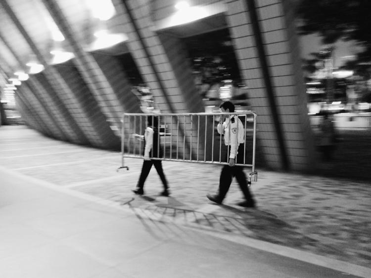Street pan exercise - streetsnap - dennis_ycw | ello
