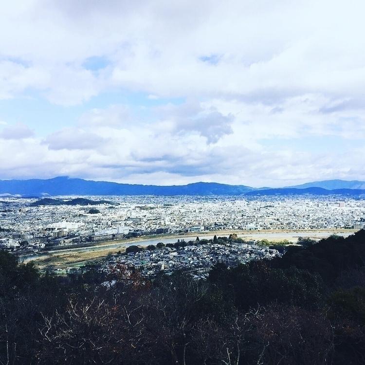 Nice view mountain - japan, kyoto - kalechan | ello