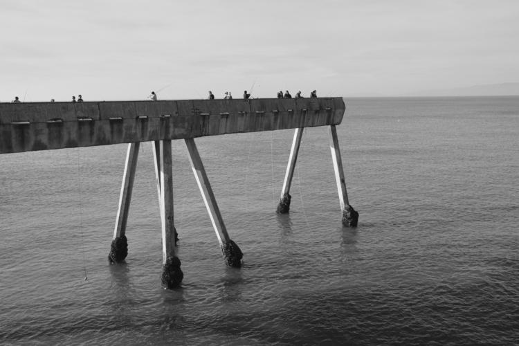 Pacifica Pier day shooting pier - sohail | ello