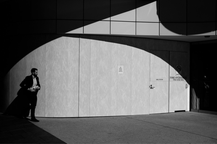 shadows, streetphotography, blackandwhitephotography - mestevie | ello