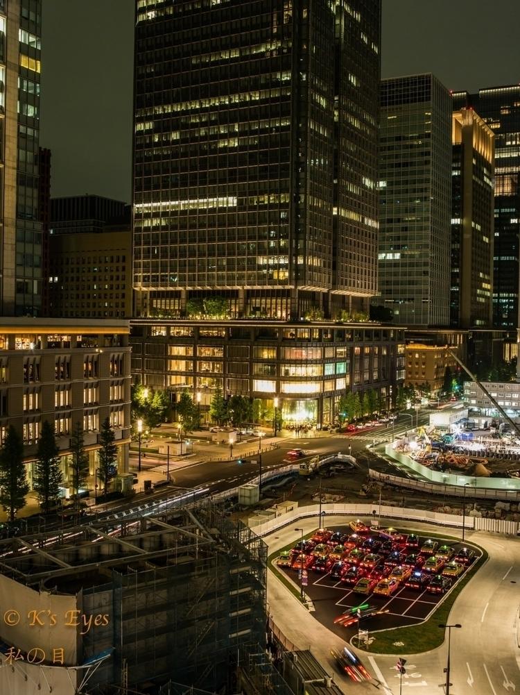 tokyo, nightphotography, ellophotography - koji1335 | ello