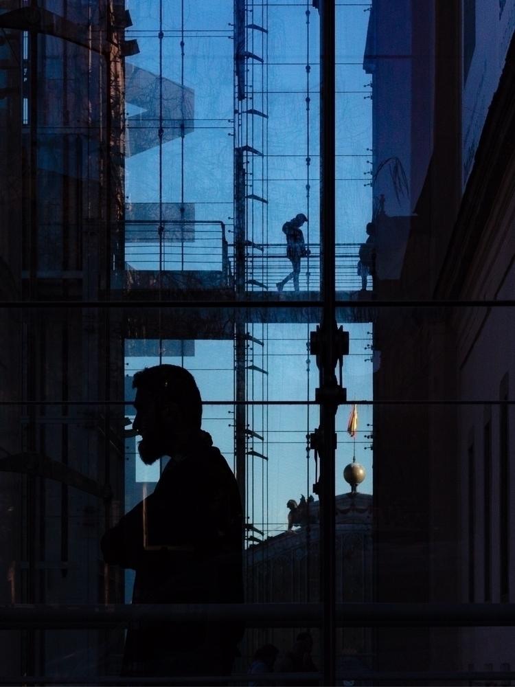 Counterparts - streetphoto, streetphotography - thealexangelov | ello