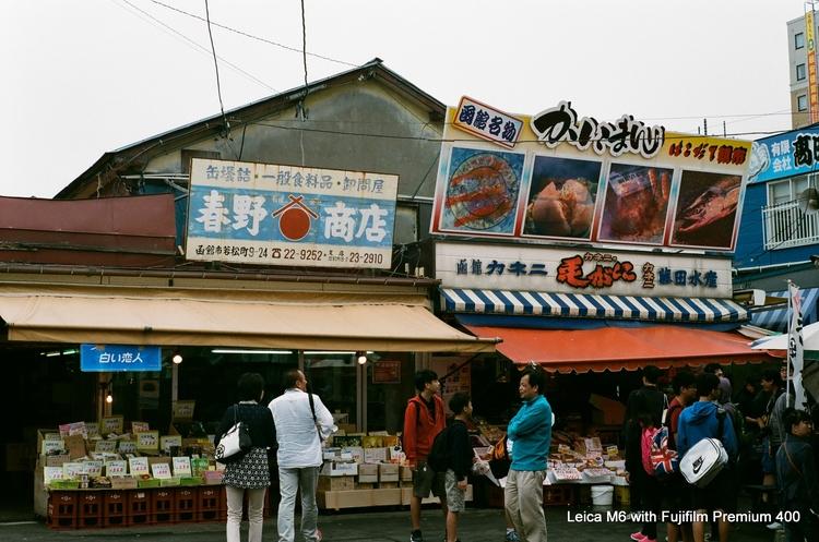 leica, leicaM6, 北海道, 日本, Hokkaido - floydmilan | ello