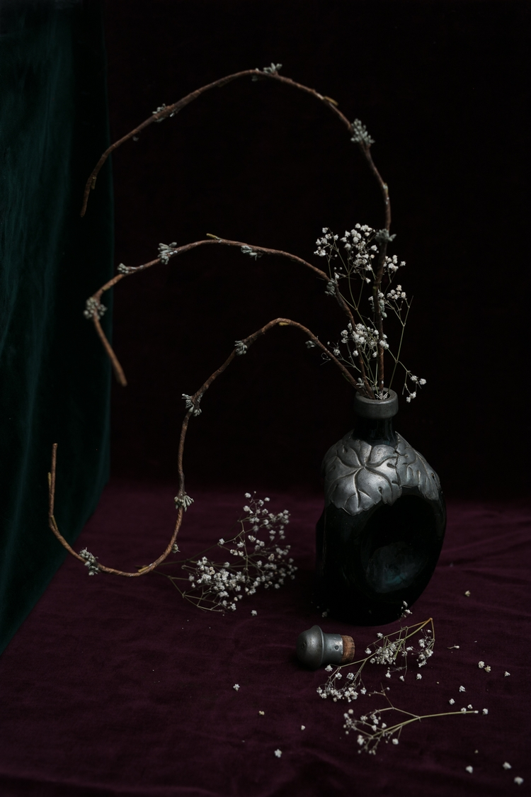 Flower arranging - stillLife, fineartphotography - ilvaberetta | ello