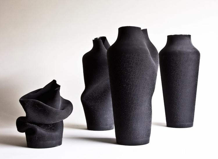 Flower Vases Ashes Birgit Sever - thetreemag | ello