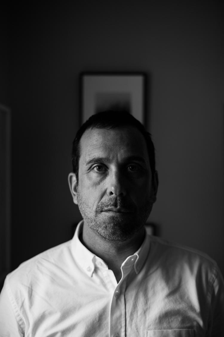 Embrace dark. Chief - portrait, blackandwhite - nealedelstein | ello