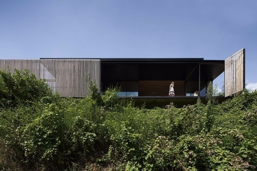 Sawmill House Archier Studio Re - thetreemag | ello