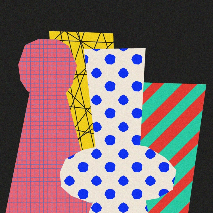 VASES PATTERNS - illustration, artwork - sebastiankoenig | ello
