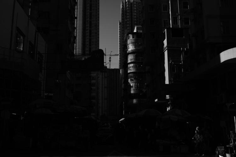 HONGKONG, BNW, STREET, STREETPHOTOGRAPHY - thcosward | ello