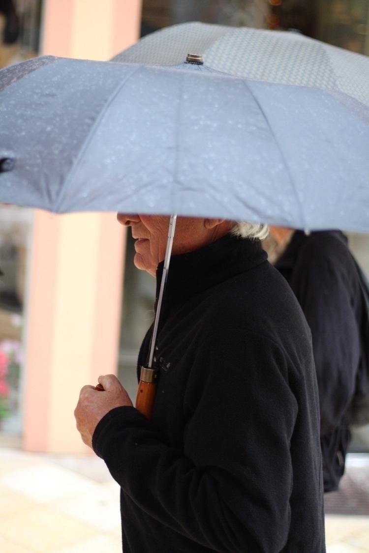 Shooting Rain - street, streetphotography - markmoran | ello