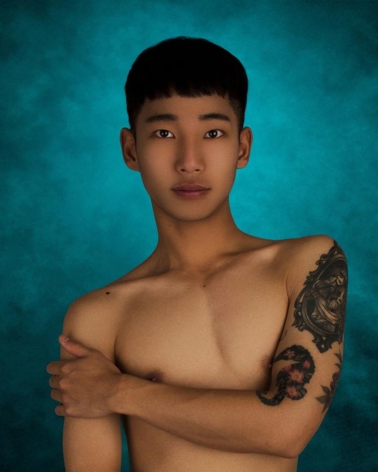 Portrait: WooGon Angelic - bespokephoto   ello