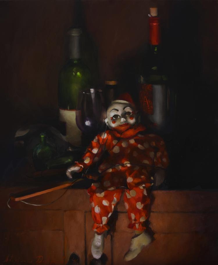 Requital, Oil Canvas, 24x20 - stephaniedesh | ello