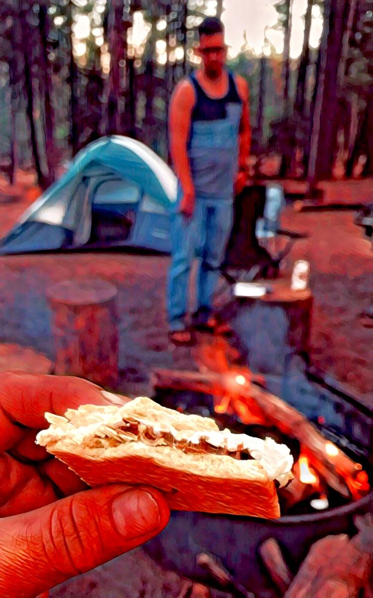 Marshmallow, Camping nite. Yose - vianeydmgz | ello