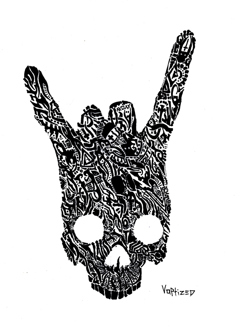 horns fusion drops II - vaptized   ello