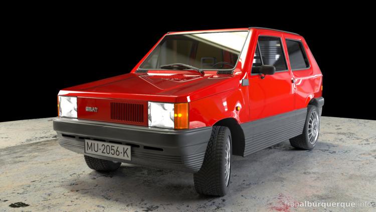 finished vehicle, 1980 Seat Pan - membriskhan | ello