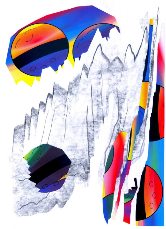 art galery graphic - illustration - yvan-hydar   ello