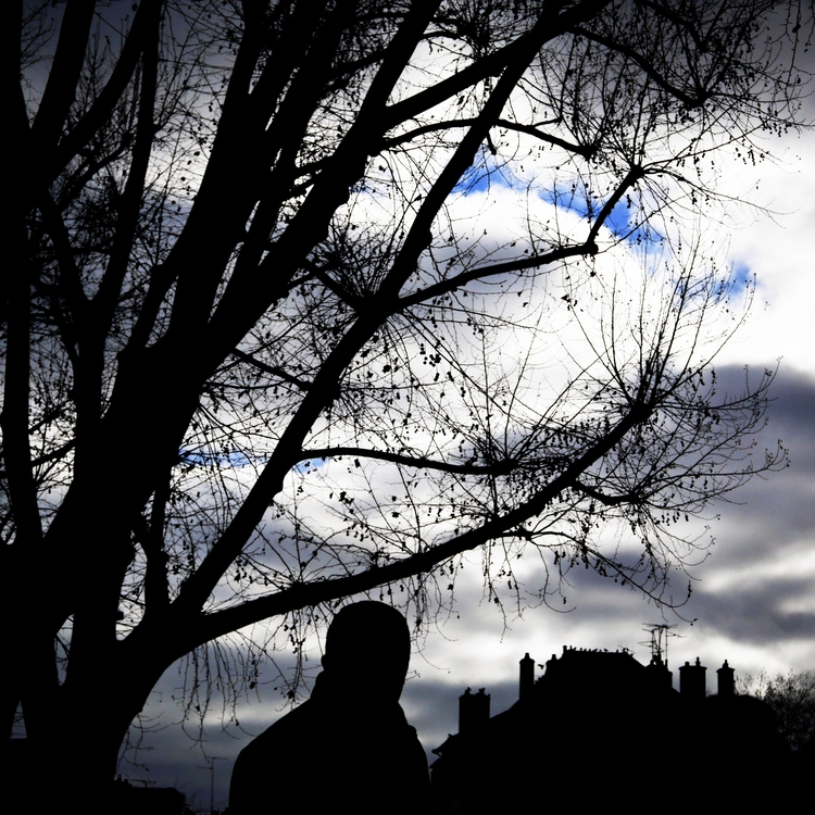 bleu entre les nuages - day#023 - pierreacobas | ello