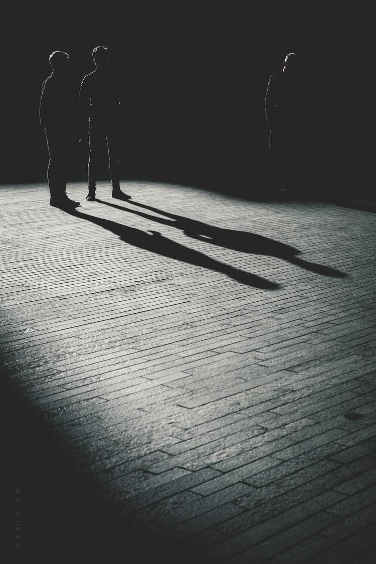 Shadow Games - london, streetphotography - mrkirby | ello