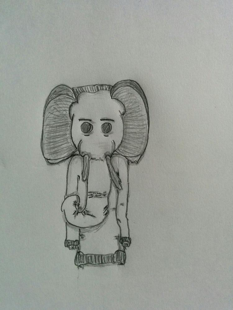 Elephant gasmask 1 365 2018 1/2 - rylrosenquist | ello