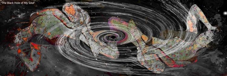 Work Black Hole Soul Fantasies  - greycrossstudios   ello