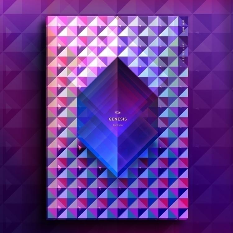 Genesis ››› click inspiration - 3d - divincreador | ello