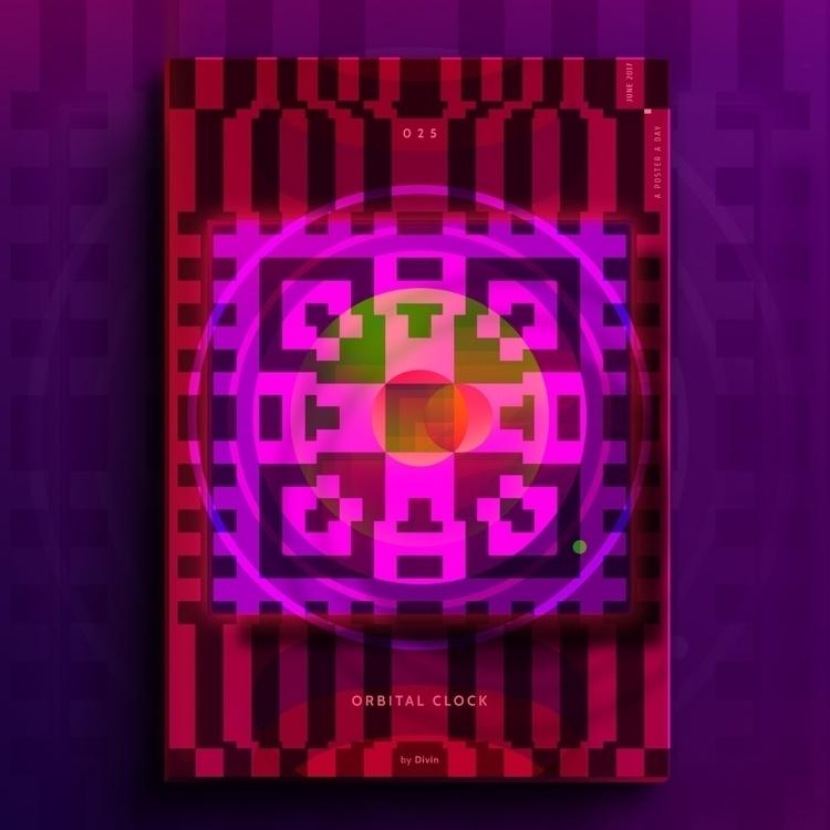 Orbital clock ››› click inspira - divincreador   ello