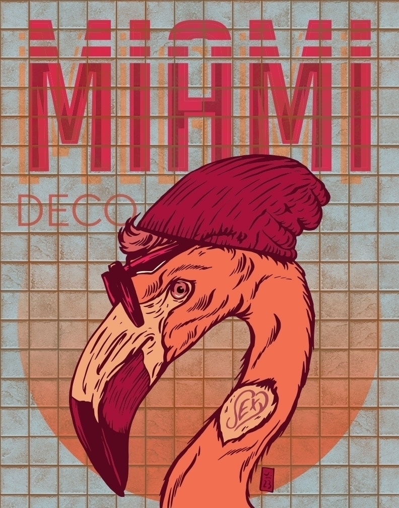 Miami Deco - thomcat23 | ello