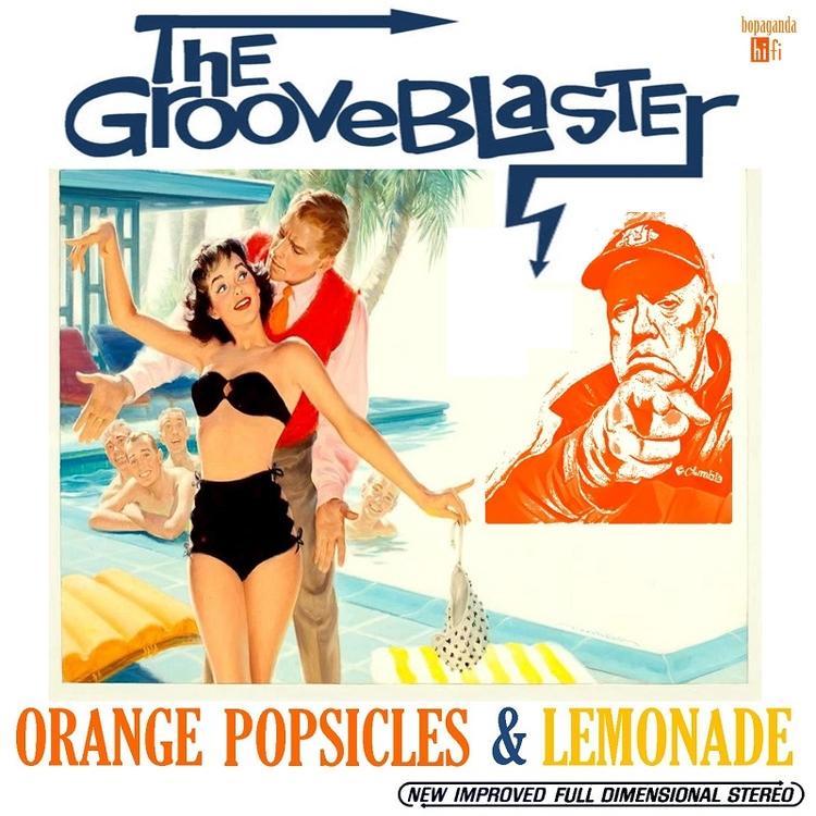 summer listen - Orange Popsicle - thegrooveblaster | ello