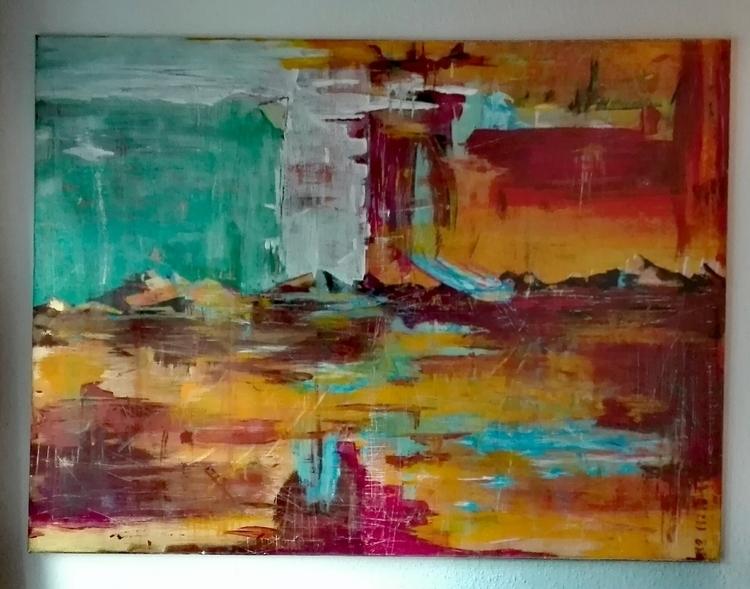 abstract, modern, contemporary - frankosch | ello