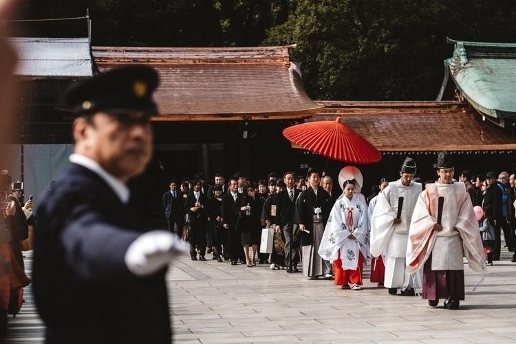 Traditional Japanese Shinto wed - adamkozlowski | ello