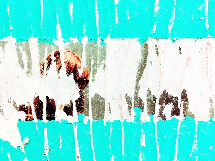 abstract, art, collage, weathered - jkalamarz | ello