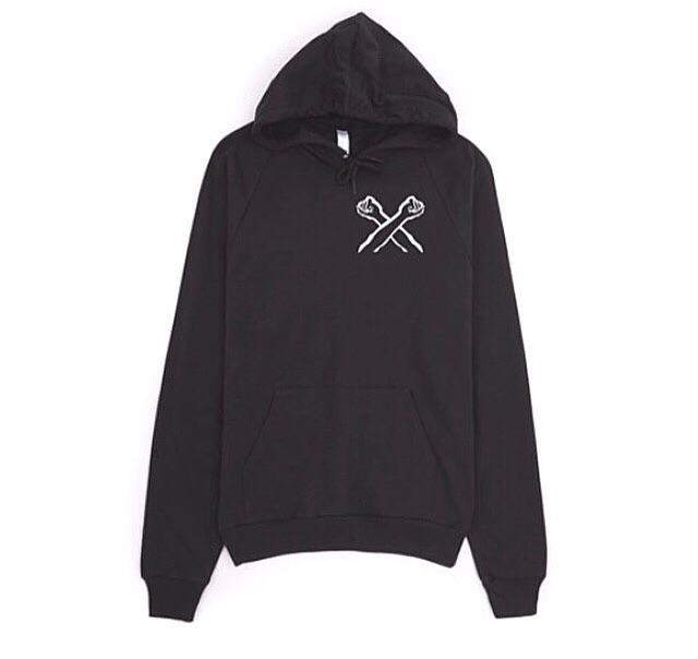 hoodie. Fleece lined ready Netf - thebronxbrand | ello