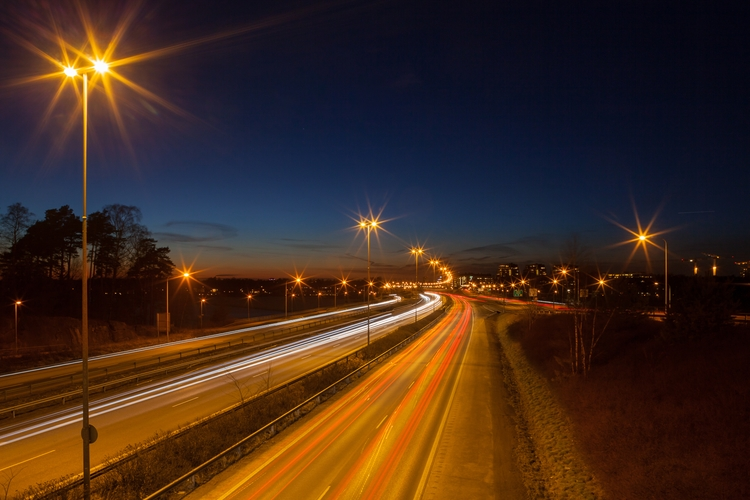 Rush Hour - photography, landscape - anttitassberg | ello